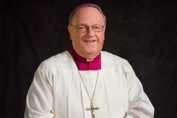 Bishop to celebrate Mass of Healing and Thanksgiving