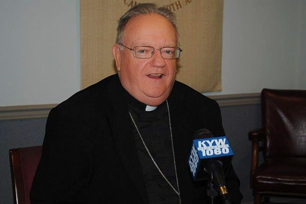 Listen to Bishop Sullivan on the radio