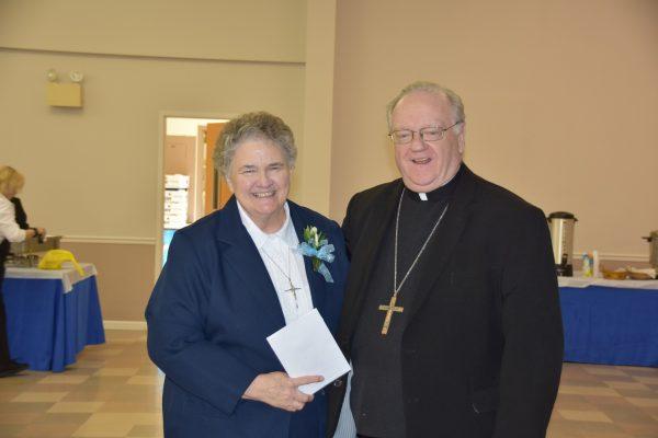 Sister and Bishop