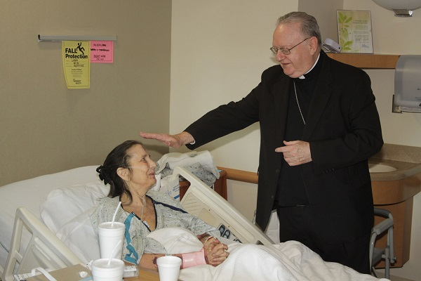 Image result for visiting the sick