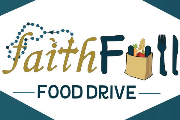 FaithFULL Food Drive on Sunday, March 6