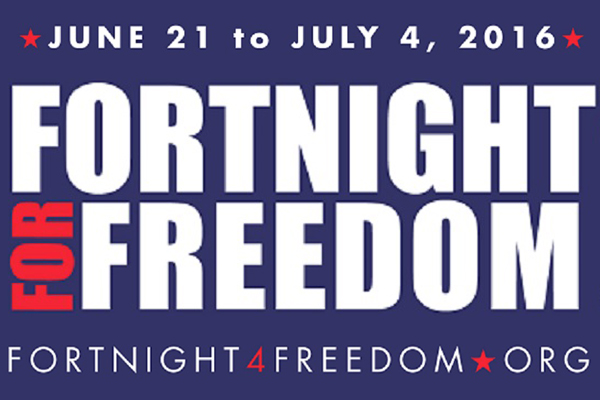 Fortnight for Freedom 2016 - Witnesses to Freedom