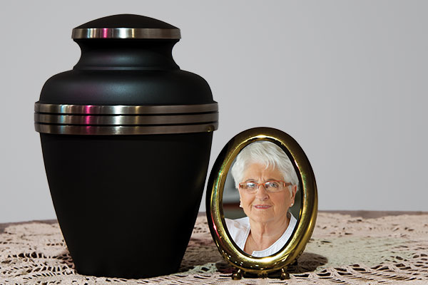Cremated Remains Group Funeral & Committal Service