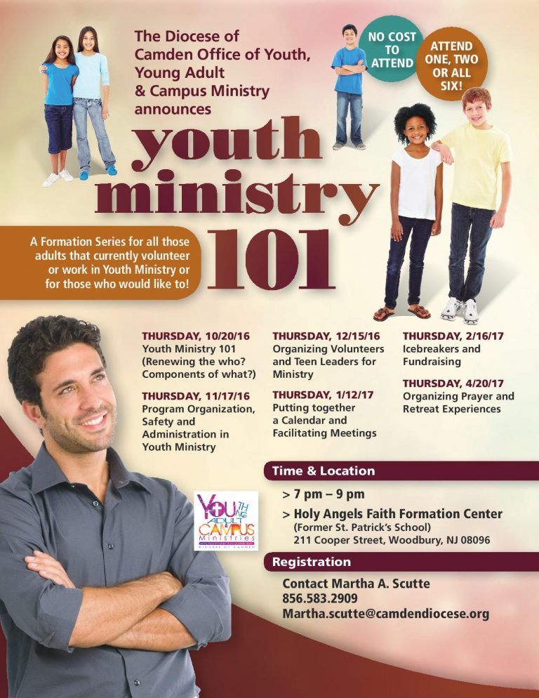 Cme youth and young adult conference