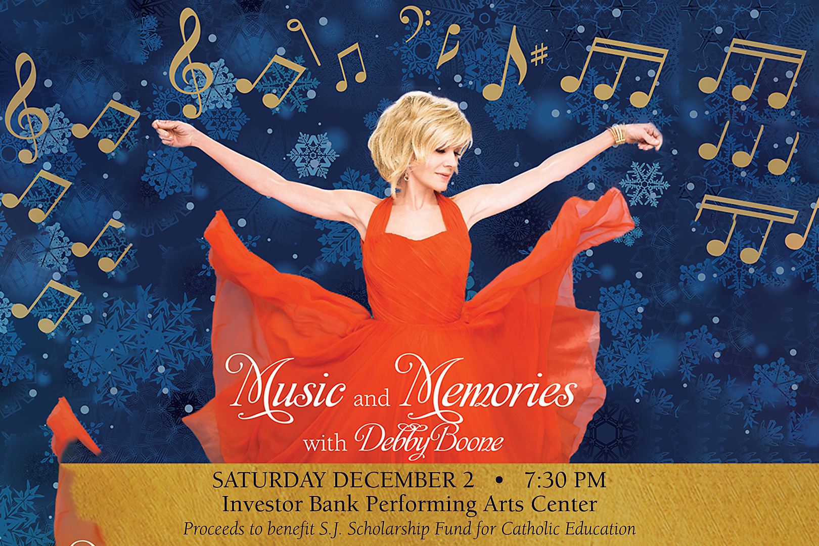 Music and Memories with Debby Boone