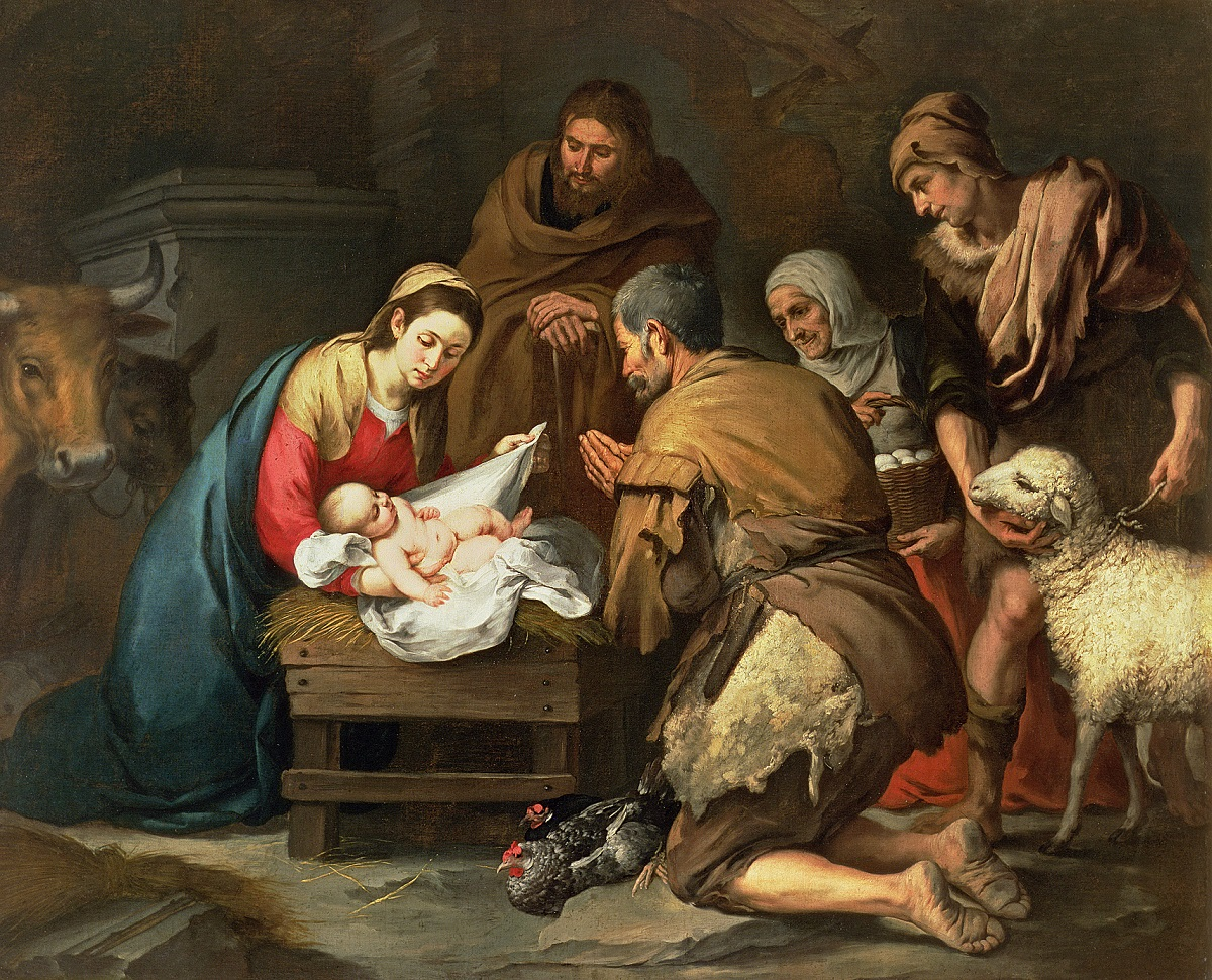 """Unwrap the true meaning of Christmas,"""" Bishop Sullivan's"""