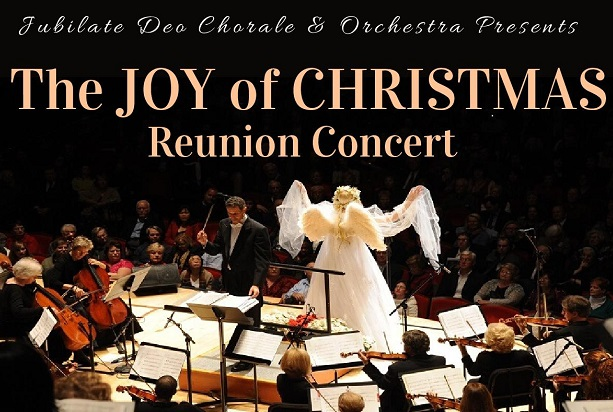 The JOY of CHRISTMAS Jubilate Deo Chorale Concert