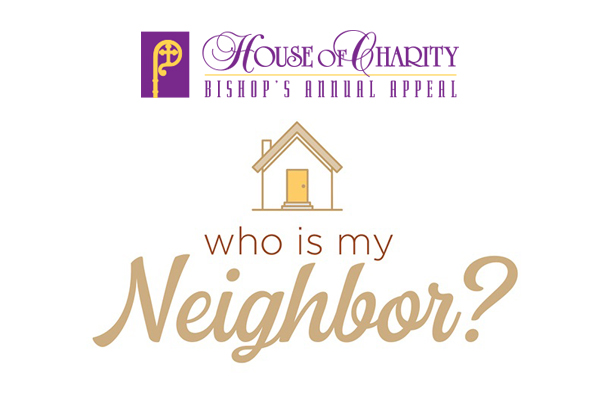 House Of Charity - Bishop's Annual Appeal